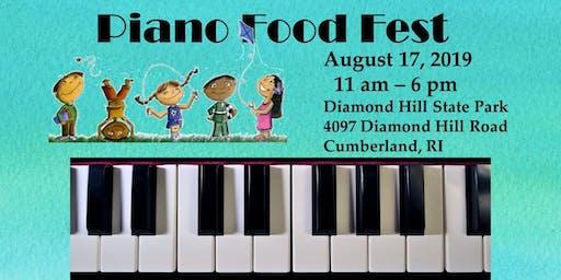 Piano Food Fest