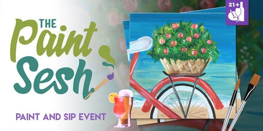 """Paint and Sip in Rancho Cucamonga, CA – """"Beach Cruise"""""""