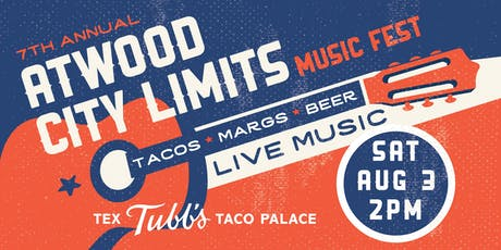 Atwood City Limits Music Fest tickets