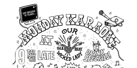 Monday Night Karaoke! tickets