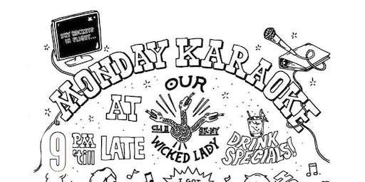 Monday Night Karaoke!