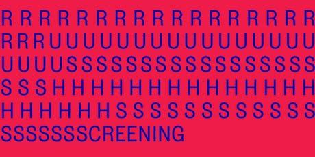 Open Video Call Rush Screening 2019 tickets