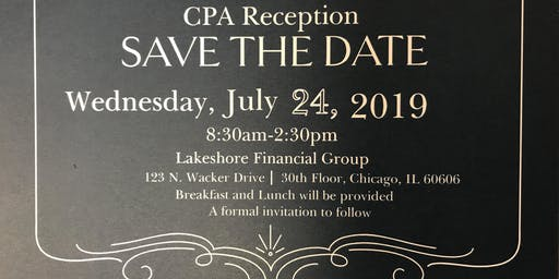 CPA Reception