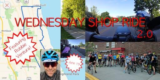 TrekHP Shop Ride: Ride with Robbie Ventura