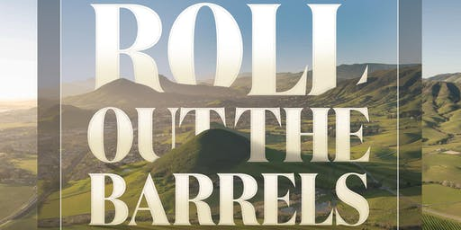 Roll Out the Barrels in SLO Coast Wine Country: June 20-22, 2019