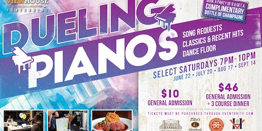 Dueling Piano Live Show