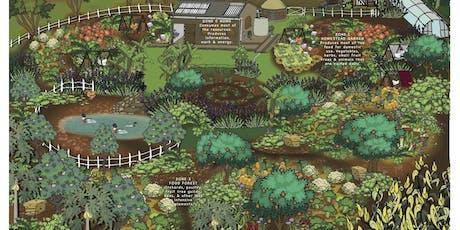 Plant Guilds Explained- Beyond Companion Planting tickets