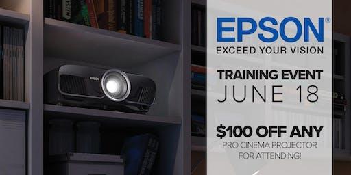 Epson Training Event