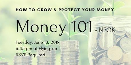 Money 101 - NEOK tickets