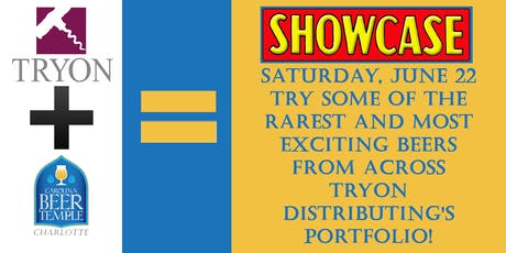 Distributor Showcase: Tryon Distributing tickets