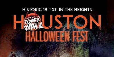 Volunteer @ 9th Annual Houston Halloween Festival!