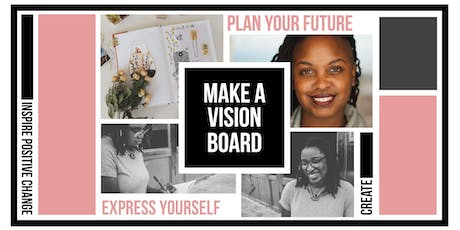 Make a Vision Board | 3 Week Workshop tickets