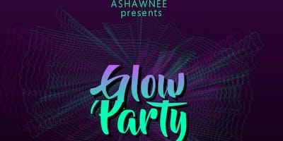 Ashawnee's 13th Birthday Glow Party