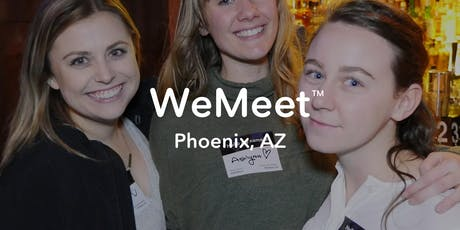 WeMeet Phoenix Networking & Social Mixer tickets