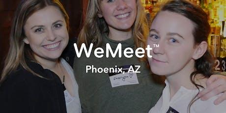 WeMeet Phoenix Networking & Happy Hour tickets