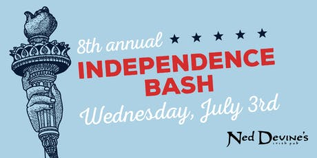 8th Annual Independence Bash tickets