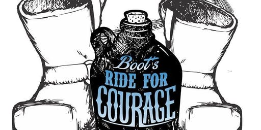 Blue Iron's 6th Annual Ride for Courage