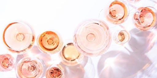 Sip, Sip, Hooray!- Rosé Tasting on the Patio