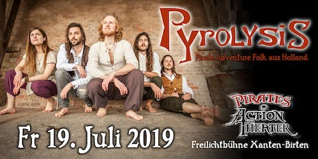 Pirates Action Theater presents Pyrolysis (Konzertabend) Tickets