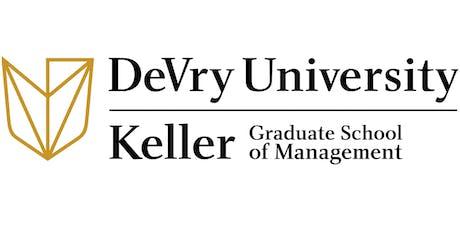 DeVry University Grand Opening billets