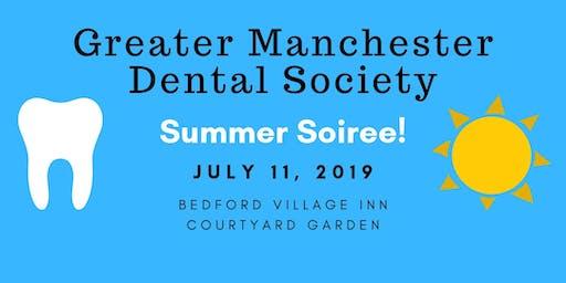 Greater Manchester Dental Society Summer Soiree!