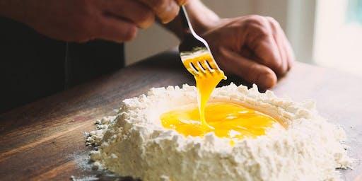 Aurora Cooks! Homemade Pasta Demonstration 6:00 PM