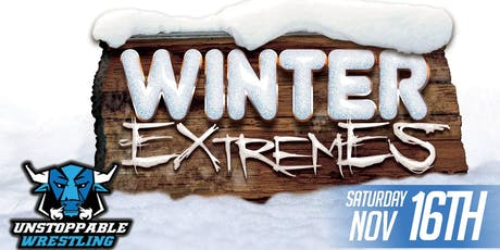 LIVE Pro Wrestling in Padiham - Winter Extremes tickets