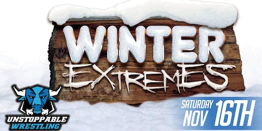 LIVE Pro Wrestling in Padiham - Winter Extremes
