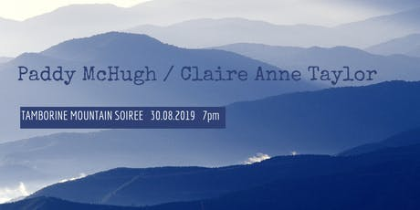 Paddy McHugh and Claire Anne Taylor tickets