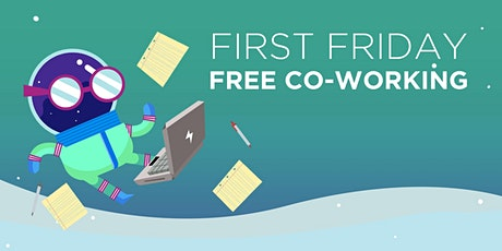First Free Fridays // Co-Working at GLITCH tickets