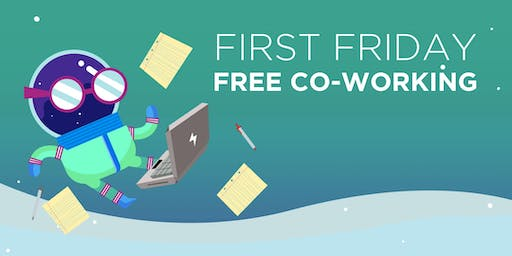 First Free Fridays // Co-Working at GLITCH