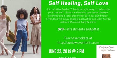 Self Healing, Self Love: Connecting To Your True Being
