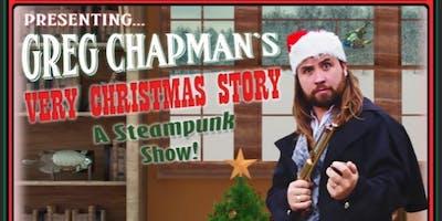 Greg Chapman's Very Christmas Story - Surrey Performance