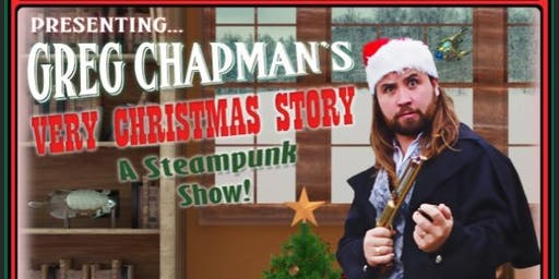 Greg Chapman's Very Christmas Story - Surrey Performance