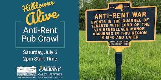 Hilltowns Alive Presents: Anti-Rent Pub Crawl