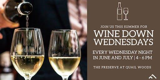 Inland Homes Wine Down Wednesdays