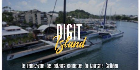 DIGIT ISLAND #2019- L'expérience touristique  billets