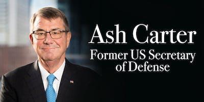 Ash Carter, Former U.S. Secretary of Defense
