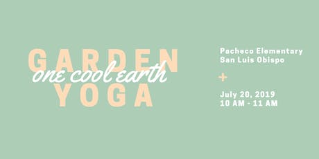 Yoga in the Garden tickets