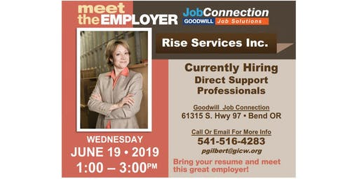 Hiring Event - Bend- 06.19.19
