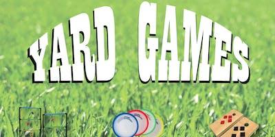 Yard Games - June 27