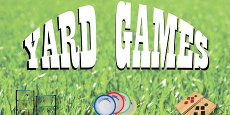 Yard Games - June 27 tickets