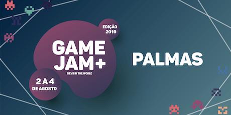 Game Jam + 2019 (Palmas) ingressos
