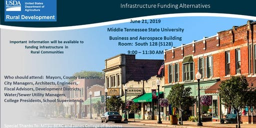 Infrastructure Funding Alternatives