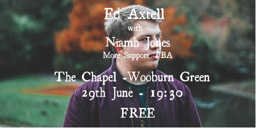 Ed Axtell + Support