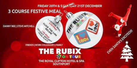 Christmas Rubix 2019 tickets