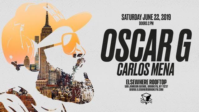 Benny Soto & Mike Nervous Present: Oscar G, Carlos Mena
