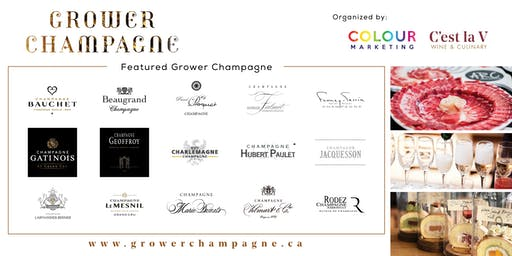 Grower Champagne Month 2019 Grand Tasting Showcase | Wine Tasting