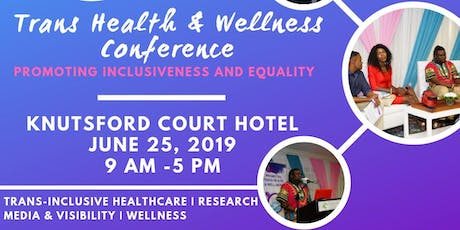 Trans Health and Wellness Conference tickets