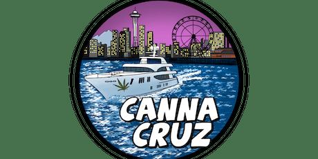 1st Annual Seattle CannaCruz tickets